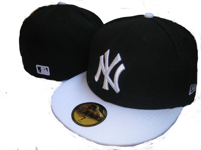 New York Yankees MLB Fitted Hat LX46